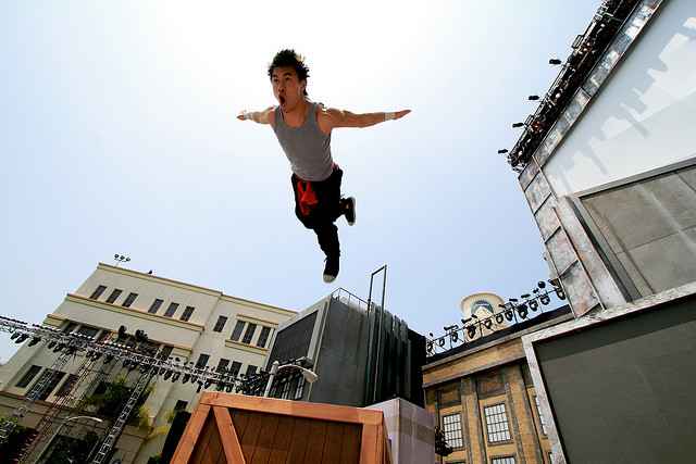 The Urban Ninja