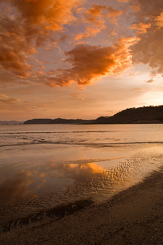 Sunset in Guanacaste